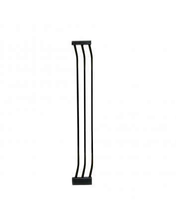 CHELSEA XTRA-TALL 18CM GATE EXTENSION  - BLACK