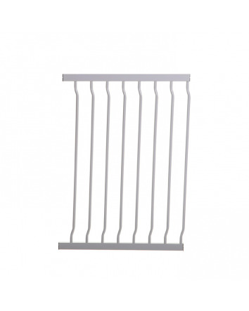 LIBERTY XTRA-TALL 54CM GATE EXTENSION - WHITE