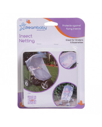 STROLLER & BASSINET INSECT NETTING