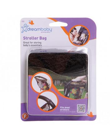 STROLLER BAG - BLACK