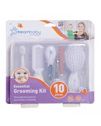 GROOMING KIT WHITE