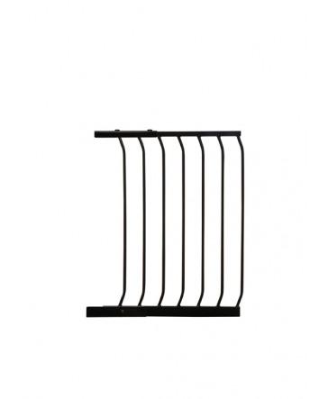 CHELSEA 54CM GATE EXTENSION - BLACK