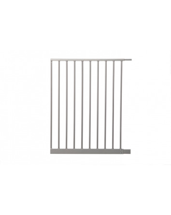 56CM EXTENSION EMPIRE SECURITY GATE SILVER