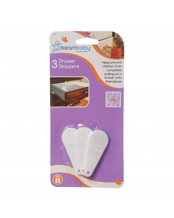 DRAWER STOPPERS 3 PACK
