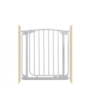 CHELSEA AUTO-CLOSE SECURITY GATE WHITE