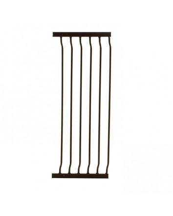 LIBERTY XTRA-TALL 36CM GATE EXTENSION - BLACK