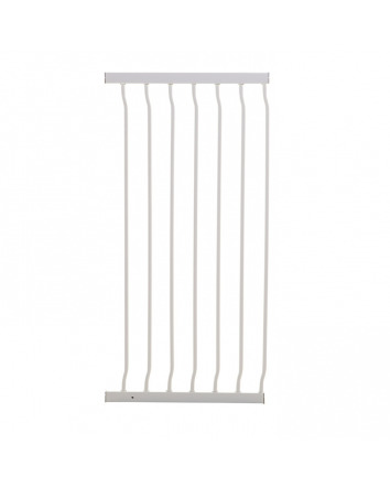 LIBERTY XTRA-TALL 45CM GATE EXTENSION - WHITE
