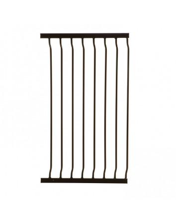 LIBERTY XTRA-TALL 45CM GATE EXTENSION - BLACK