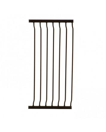 LIBERTY XTRA-TALL 54CM GATE EXTENSION - BLACK