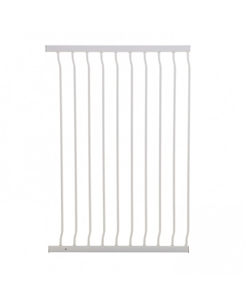 LIBERTY XTRA-TALL 63CM GATE EXTENSION - WHITE