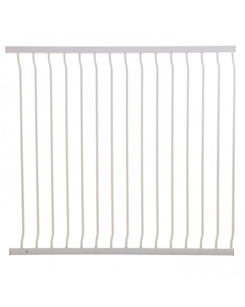 LIBERTY XTRA-TALL 100CM GATE EXTENSION - WHITE