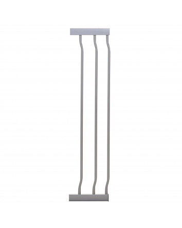 COSMOPOLITAN 18CM GATE EXTENSION - SILVER
