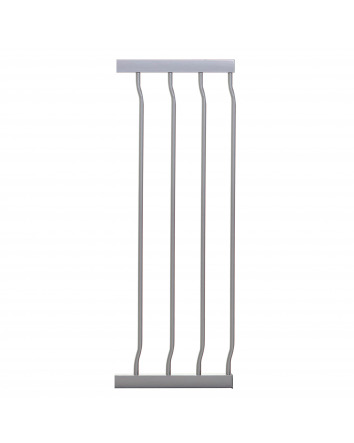 COSMOPOLITAN 27CM GATE EXTENSION - SILVER