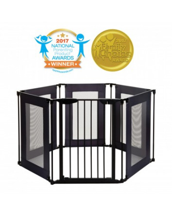 BROOKLYN CONVERTA® PLAY-PEN GATE WITH MESH SIDES