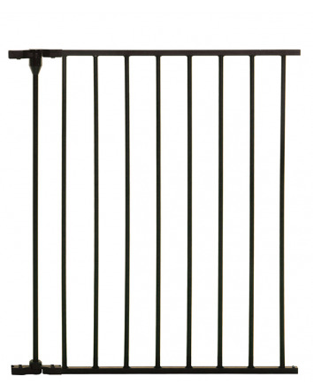 EXTENSION PANEL FOR MAYFAIR CONVERTA® PLAY-PEN GATE - BLACK
