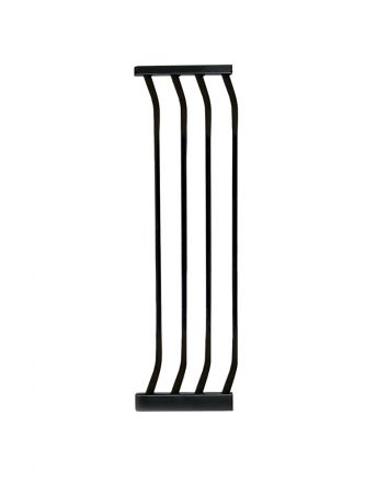 ZOE 27 CM GATE EXTENSION - BLACK