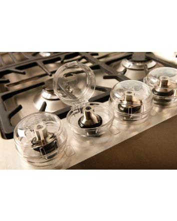 STOVE KNOB COVERS 4 PACK