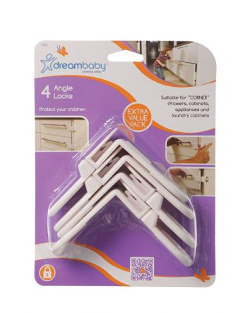ANGLE LOCKS 4 PACK