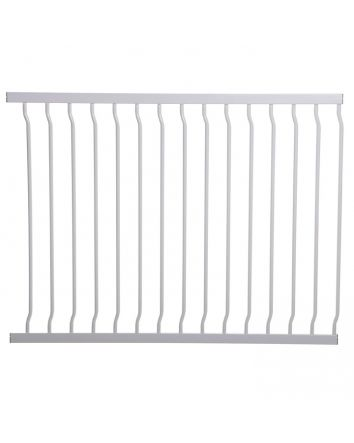 LIBERTY 100CM GATE EXTENSION - WHITE
