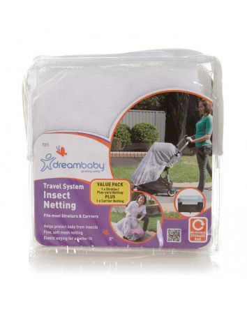 TRAVEL SYSTEM INSECT NETTING