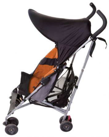 STROLLERBUDDY® EXTENDA-SHADE® BLACK