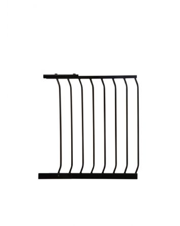 CHELSEA 63CM GATE EXTENSION - BLACK