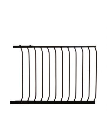 CHELSEA 100CM GATE EXTENSION - BLACK