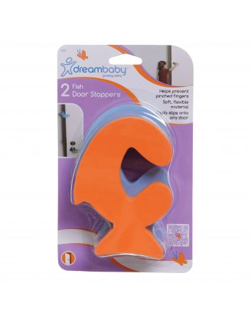 COLOURED DOOR STOPPERS 2 PACK