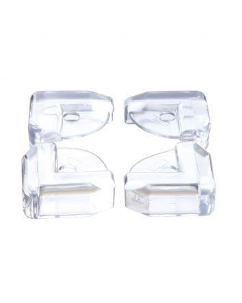 FURNITURE & GLASS CORNER CUSHIONS 4PK