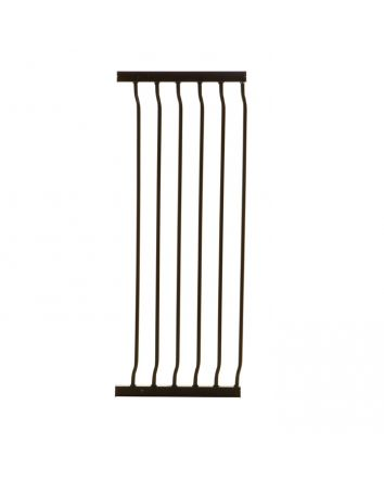 LIBERTY XTRA-TALL 36CM GATE EXTENSION - BLACK