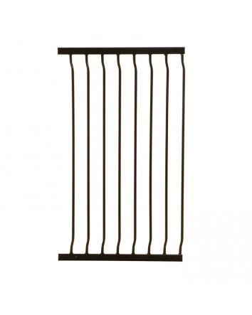 LIBERTY XTRA-TALL 45CM GATE EXTENSION - BLACK