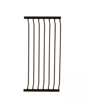 LIBERTY XTRA-TALL 54CM GATE EXTENSION - BLACK