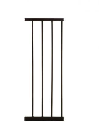 BOSTON GATE 28CM EXTENSION - BLACK