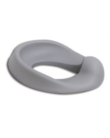 SOFT TOUCH POTTY SEAT - GREY