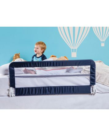 HARROGATE BED RAIL - NAVY