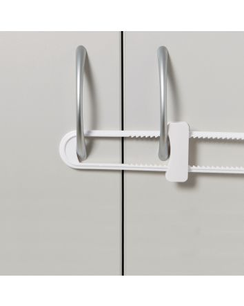 CABINET SLIDING LOCK - 1 PACK