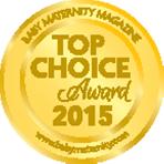 Baby Maternity Magazine Award 2015 - Top Choice
